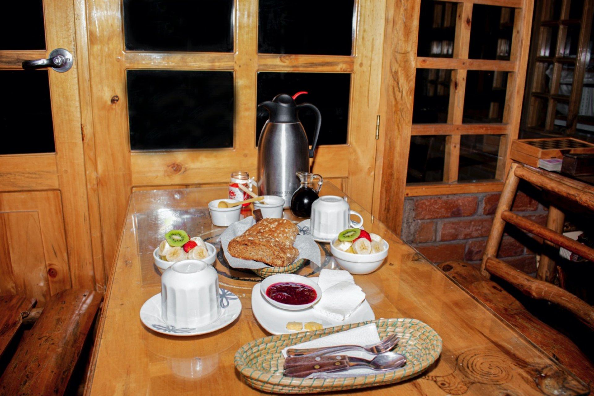 Restaurante Ecoturismo Alpinar